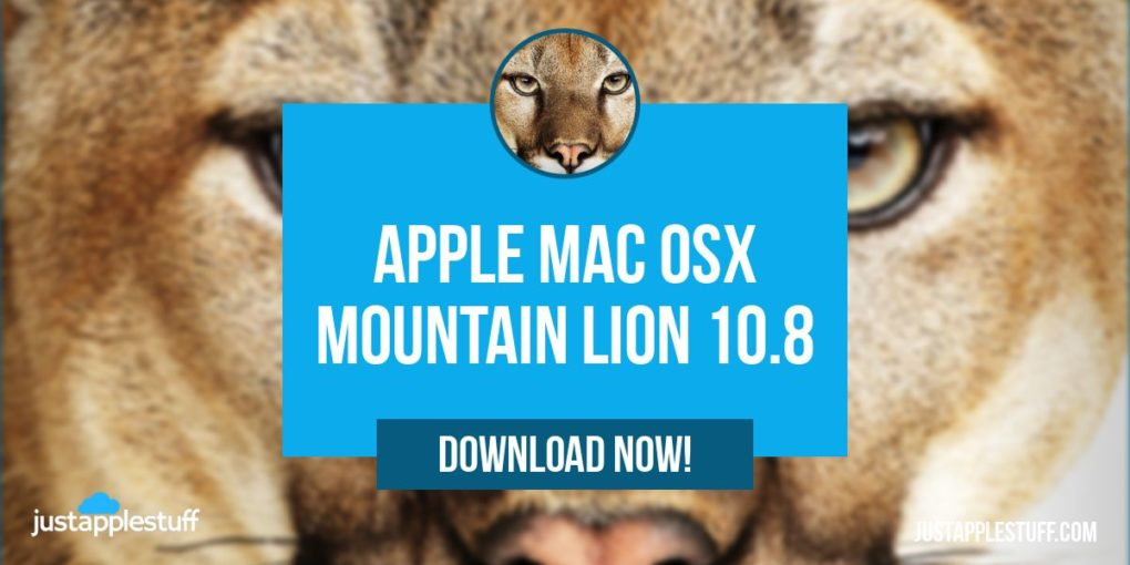 mac osx Mountain Lion download